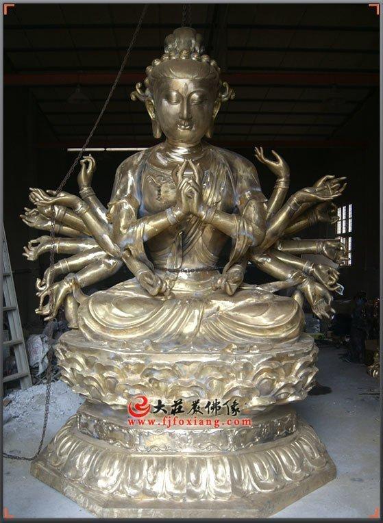建造大型铜雕佛像之前,这些问题你一定要知道!