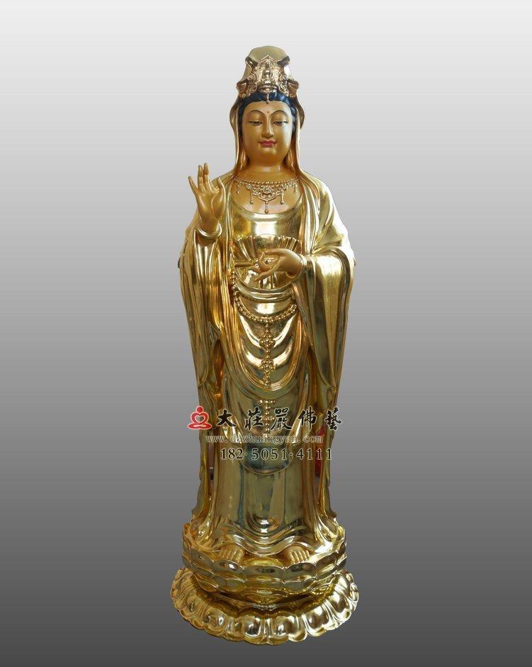 陕西哪些寺庙供奉着铜雕观世音菩萨?要去朝拜观音菩萨该去陕西哪座寺庙?